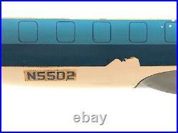 1958 Lockheed Electra Eastern Airline Airplane Raise Up Metal Model Vintage 143