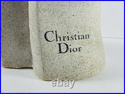 1970's 80's vtg Christian Dior Store Hat Sunglasses Store Advertising Display