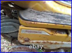 Ancienne MOBYLETTE MOTOBECANE AV50 MOBYMATIC 1970 VINTAGE, motos, no émaillée