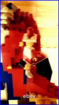 Années 1970s Lego ancien présentoir de magasin Gulliver store display Rare