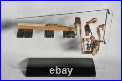 Baldwin Piano Full Blow Action Retail Store Display Salesman Sample Vintage