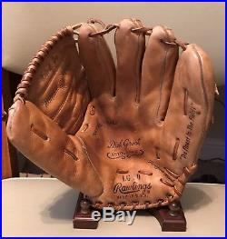 Dick Groat Pirates Vintage Baseball Glove And Store Display Box