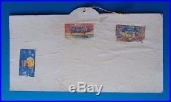 Early Vintage Union Metallic Cartridge Co Store Display Diecut UMC Ducks RARE