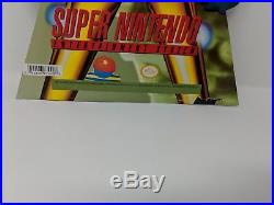Earthbound SNES Promo Store Display Standee Sign Super Nintendo Promotional VTG