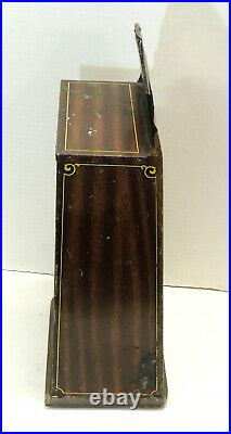 FEEN-A-MINT Laxative Candy/Gum 1920s TIN Antique vtg Store Display Cabinet Box