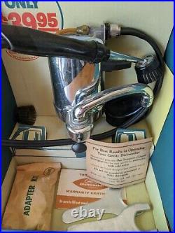 Gerity Kitchen Faucet Dishwasher 1950's Vintage Antique Salesman Sample Display
