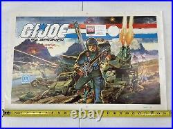 HASBRO GI Joe ARAH Store Display Proof Sheet Art 1982 26.5x17 vintage Prototype