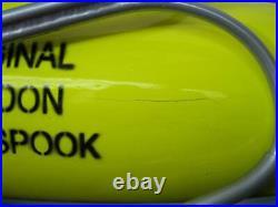 Heddon Giant Store Display Fishing Lure Zara Spook Bullfrog X9255 In Box