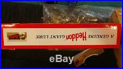 Heddon X-9255 ZARA SPOOK Store Display Giant Fishing Lure