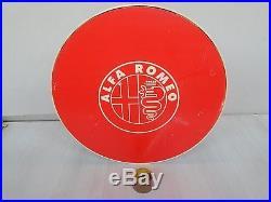 Insegna Luminosa Alfa Romeo Vintage Old Sign 75 164 33 Gtv Etc