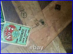 Jack Daniels Vintage Wooden Store Promo Display Crate (1950's) Extremely Rare