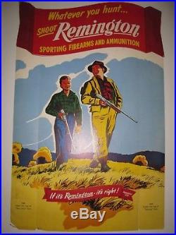 Lot of 11 Vintage Remington Store Display Rifle Shotgun