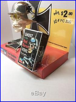 Monogram The Ghost Of The Red Baron Model Kit Store Display Base Only