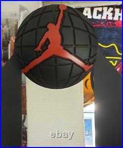 Michael Jordan 1993 Nike Air Jordan 9 Vintage Store Display Stand