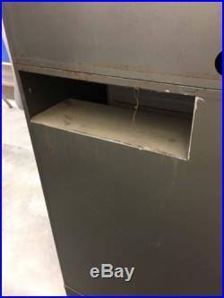 Napa Echlin Ignition Parts Cabinet. Vintage Auto Parts Metal Cabinet