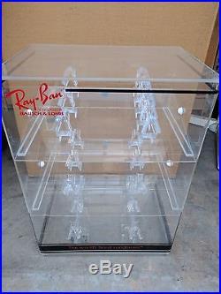 Original Vintage Ray Ban Counter Display
