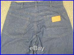 RARE Vintage Wrangler Denim GIANT Jeans 7 Feet Long 64 Waist Store Display