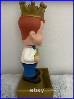 Rare 2002 Vintage Freddy Funko Wacky Wobbler 20 Store Display Bobblehead Htf