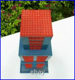 Rare Large LEGO Tower building Store Display retail vintage 60s 70s 24,8