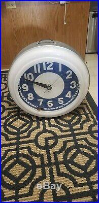 clock » Vintage Store Display