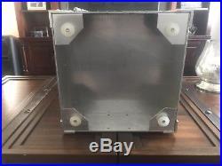 Rare Vintage Oakley X-Metal Display Case with Key