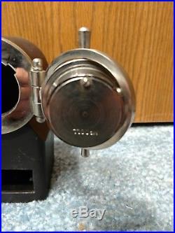 Rare Vintage Salesman Sample Cannonball Safe Trade Show