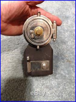 Rare Vintage Salesman Sample Cannonball Safe Trade Show Mosler York