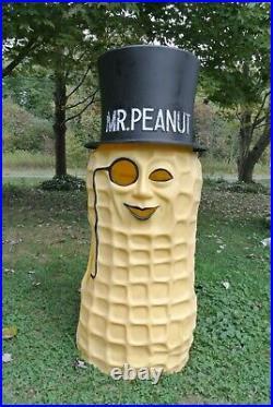 Rare Vtg Planters Mr Peanut Mascot Costume Advertising Parade Store Display 48