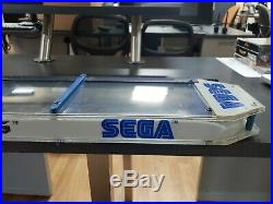 Retro Original SEGA GENESIS Game Store Display Rack / Shelf Vintage Kiosk