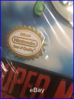 SNES RARE Sign YOSHI MOBILE NES -Display Store Super Mario World Vintage New