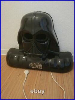 Selten! Darth Vader Vintage German Store Display Ultar rare