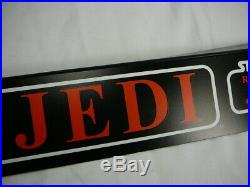 Star Wars Store Display 1983 Shelf Talker MINT Employee Owned Rare Vintage