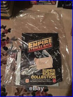 Star Wars Vintage Burger King Store Display Advertising Kit