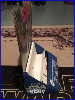 Star Wars Vintage Oral B Store Display 1977