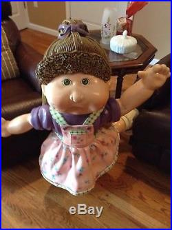 Super Rare Cabbage Patch Kid Vintage Promotional Toy Store Display