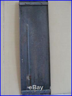 Termometro Ferrania Insegna Smaltata Foto Pellicole Film Vintage Old Sign