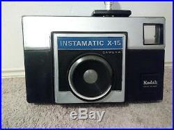 Think Huge Vtg Advertising Kodak Camera Big Store Display Lamp