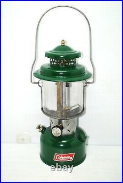 Unique RARE Coleman Lantern Cut-A-Way Store Display Salesman Sample 220E 10/70