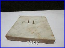 VINTAGE 1940s MANNEQUIN MINIQUIN COUNTER TOP ARTICULATED DOLL STORE DISPLAY