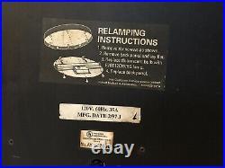 VINTAGE 1997 NIKE ELECTRIC LIGHT UP SIGN PROMO DEALER DISPLAY SIGN 25 Wide