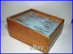 Vintage 1960's 1970's American Knife Company Sabre Pocket Knife Store Display 21