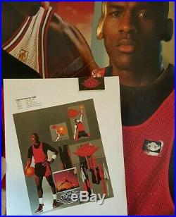 Vintage 1985 Nike Jordan store display RARE holy grail Nike Jordan 1