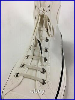 Vintage 70's Giant Keds Shoe Store Display Molded Plastic Resin
