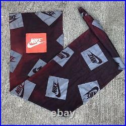 Vintage 90s Nike Signage Advertisement Sign Flag Banner Store Display Swoosh