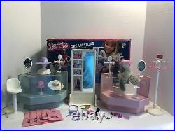 Vintage Barbie Dream Store Fashion Department IOB 4022 Bags Hats Display 1982