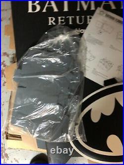Vintage Batman Returns Movie Standee Video Store Display