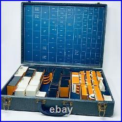 Vintage Complete 1950 Mullins Youngstown Kitchen Salesman Sample Original Case