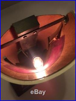 Vintage FRIDAY THE 13th LAMP Rare Promo Item Video Store Display Jason Mask