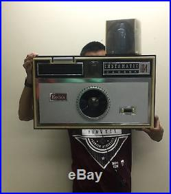 Vintage Kodak Instamatic 104 Camera Display From A Retail Camera Store READ