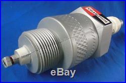 Vintage Large Plastic Automobile Champion Spark Plug Store Display- 22 1/2 Tall